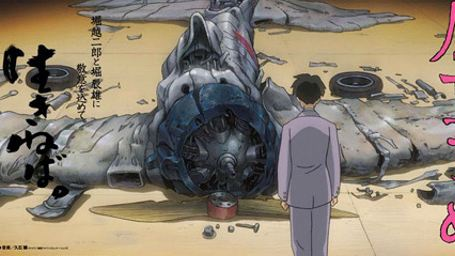 'The Wind Rises': primer tráiler del último Miyazaki
