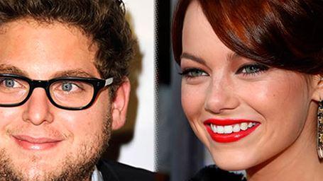 'Cazafantasmas 3': Jonah Hill y Emma Stone, ¿posibles candidatos?