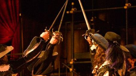 Primera promo de 'The Musketeers' de la BBC
