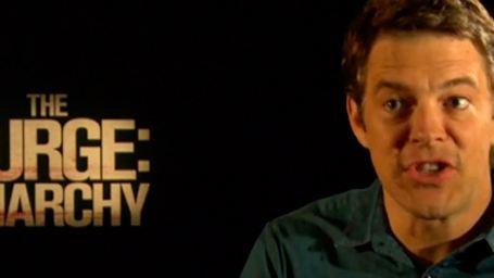 ¡EXCLUSIVA! El productor de 'Anarchy: La noche de las bestias' revela dos ideas para 'La Purga 3'