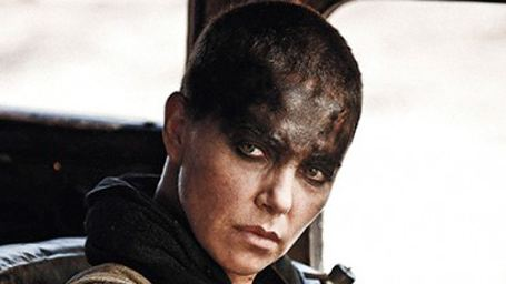 'Mad Max: Furia en la carretera': nuevas imágenes oficiales con Tom Hardy y Charlize Theron