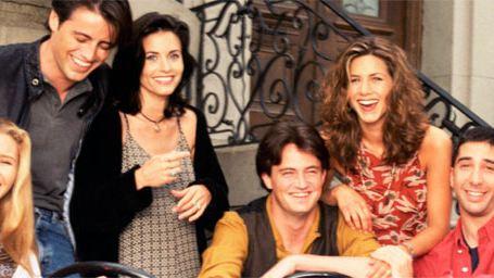 'Friends': alucina con el piloto 20 años después