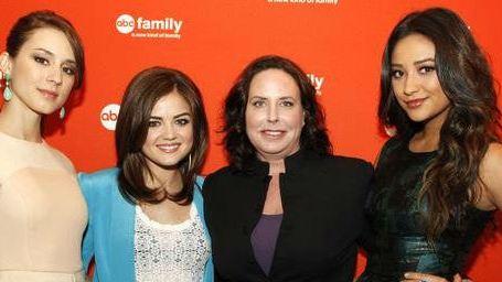 La creadora de 'Pretty Little Liars' prepara nueva serie para ABC Family