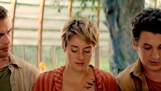 'La serie Divergente: Insurgente': Nuevo adelanto con Tris y Cuatro buscando refugio en Cordialidad