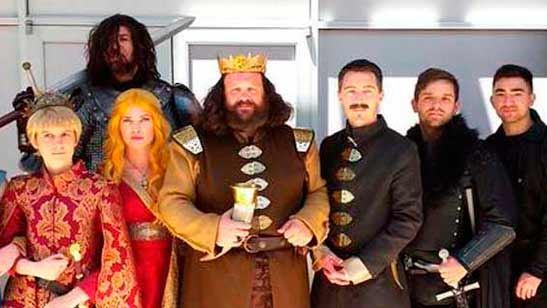 'Juego de tronos': Los mejores 'cosplay' de la serie en la Comic-Con 2015