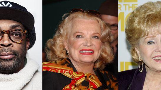 Spike Lee, Gena Rowlands y Debbie Reynolds recibirán el Oscar honorífico de la Academia