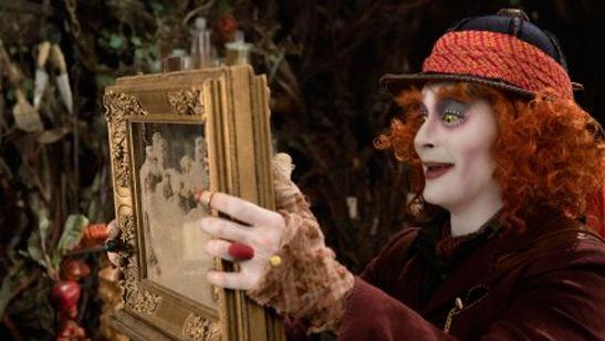 'Alicia a través del espejo': Nuevas fotos de la película protagonizada por Mia Wasikowska y Johnny Depp