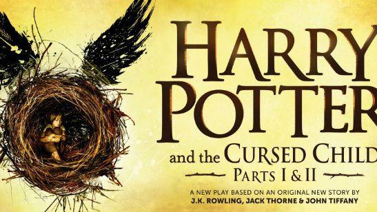 'Harry Potter y el legado maldito': El guion de la obra de teatro se publicará en España en septiembre