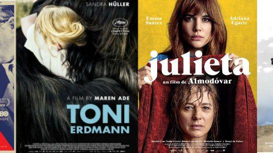 'Julieta', 'Toni Erdmann' y 66 películas extranjeras que podrían competir en la 89ª edición de los Oscar