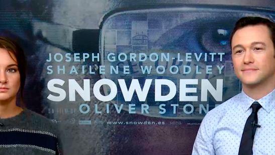 "Joseph Gordon-Levitt ('Snowden'): ""Antes de que Oliver Stone me ofreciera este trabajo casi no sabía nada sobre Edward"""