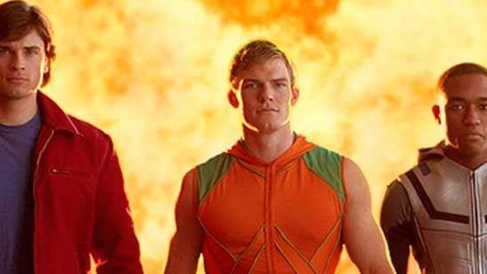 'Smallville': 20 superhéroes de DC que quizás olvidaste que aparecen en la serie de CW