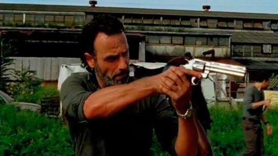 'The Walking Dead': los supervivientes van a por Negan en los póster de la segunda mitad de la séptima temporada