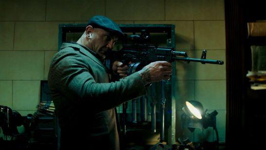 'Plan de escape 2: Hades': Primeras imágenes de Dave Bautista en el rodaje de la secuela