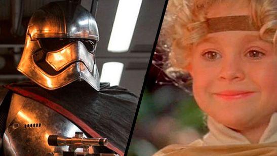 'Star Wars': ¿Será Capitán Phasma la pequeña Cindel Towani de 'La aventura de los Ewoks'?