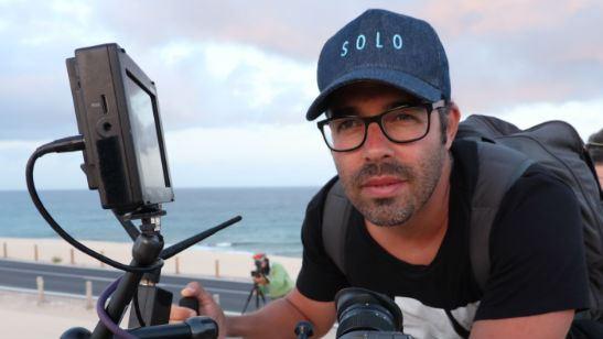 """Entrevista a Hugo Stuven ('Solo'): """"El rodaje está siendo una aventura, pero hay mucha camaradería"""""""
