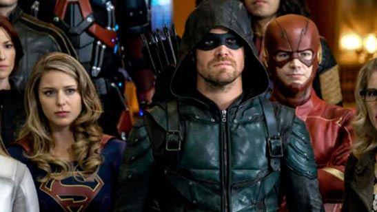 'Crisis on Earth-X': galería de imágenes del nuevo 'crossover' de superhéroes de CW