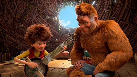 'El hijo de Bigfoot': Póster EXCLUSIVO en español de la entrañable película de animación