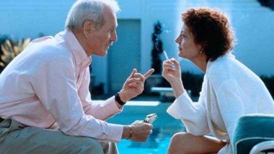Paul Newman cedió parte de su sueldo a Susan Sarandon para asegurar la igualdad salarial