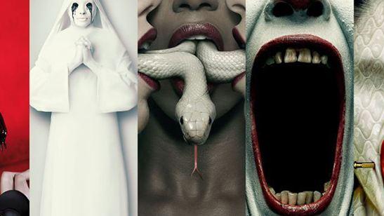'American Horror Story': la línea temporal de la serie al completo