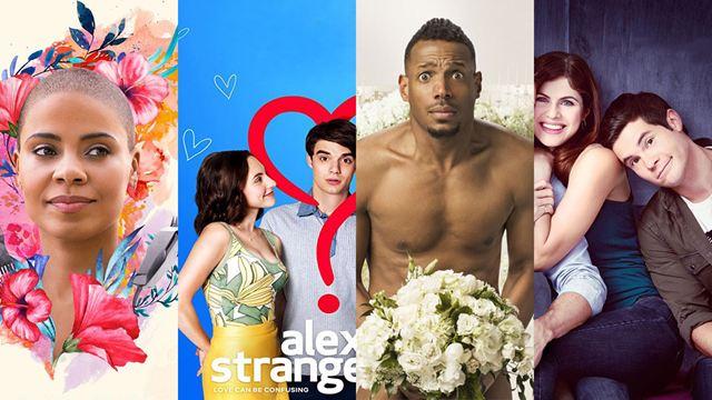 9 películas románticas originales de Netflix para ver en San Valentín