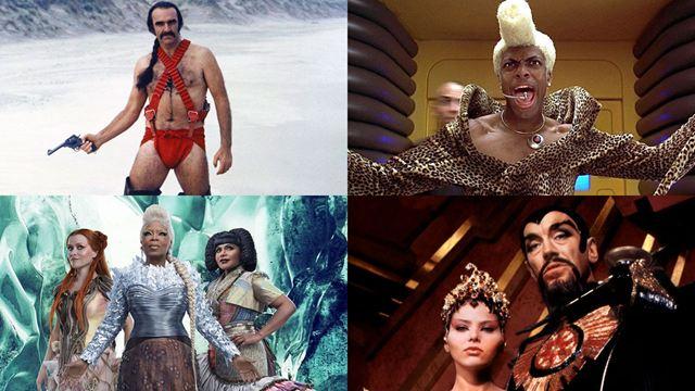 Los vestuarios más histriónicos y locos de la historia del cine