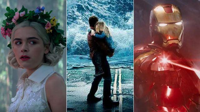 7 películas y series que te recomendamos ver este fin de semana, tanto gratis, en abierto, como en Netflix o Amazon Prime Video