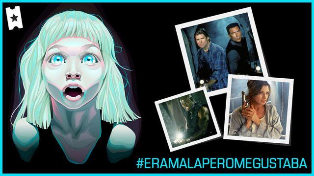 #EraMalaPeroMeGustaba... 'Deep Rising' (1998): Ciencia ficción submarina con criatura asesina