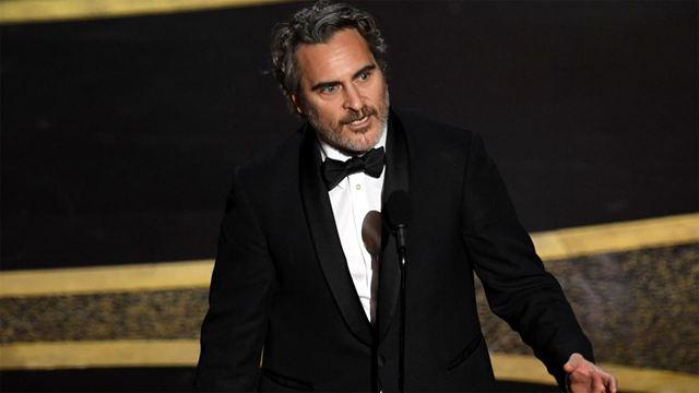 Oscar 2020: Joaquin Phoenix se emociona en su discurso al recordar a su fallecido hermano River