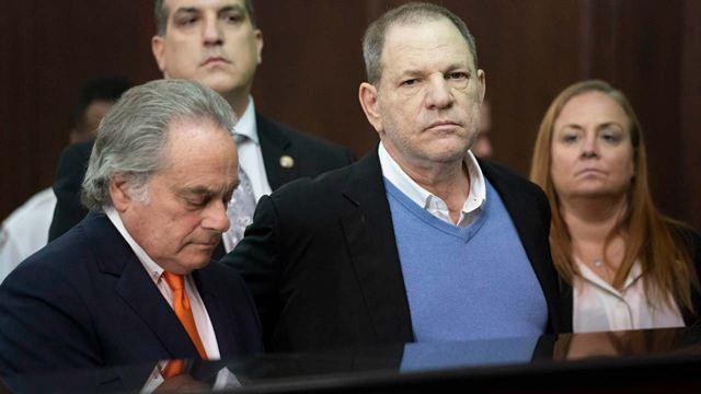 Harvey Weinstein, sentenciado a 23 años de cárcel