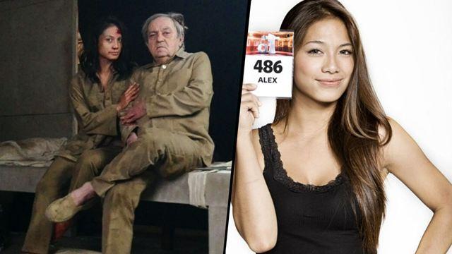 'El hoyo' (Netflix): Alexandra Masangkay, de concursante de 'Operación Triunfo' a interpretar a la sádica Miharu