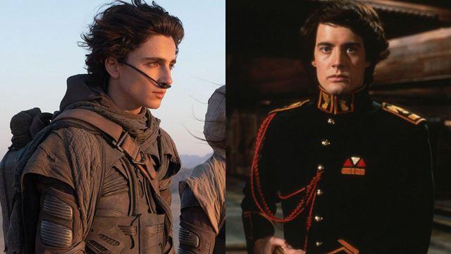 Los personajes de 'Dune' de Denis Villeneuve comparados con los de la versión de David Lynch