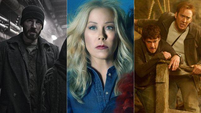 8 películas y series que te recomendamos ver en Netflix, Amazon, Disney+, Filmin y gratis en abierto durante el fin de semana