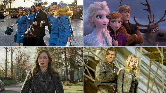 9 películas que te recomendamos para ver este fin de semana en Netflix, Disney+, Amazon Prime Video, Filmin o gratis en abierto