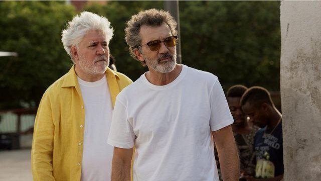 'Dolor y gloria', de Pedro Almodóvar, arrasa en los Premios Platino