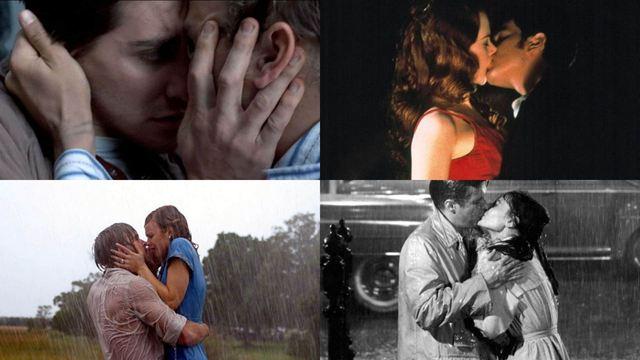 20 besos de la historia del cine que siempre recordarás