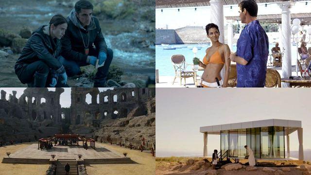 Este verano, viaja por España y recorre los lugares de rodaje de tus series y películas favoritas