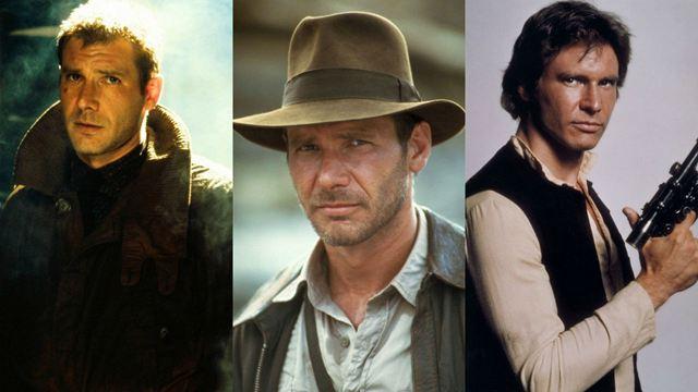 Harrison Ford y sus 10 mejores papeles por su 78 cumpleaños