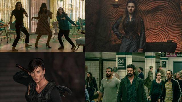 'The Umbrella Academy' y otras 7 series o películas recientes basadas en cómics que puedes ver en 'streaming'