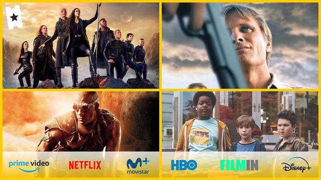8 series y películas que te recomendamos para ver hoy en Netflix, Movistar+, Amazon, Filmin o gratis en abierto