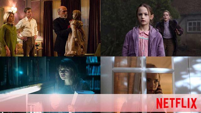Las mejores películas y series de terror para ver en Netflix este Halloween