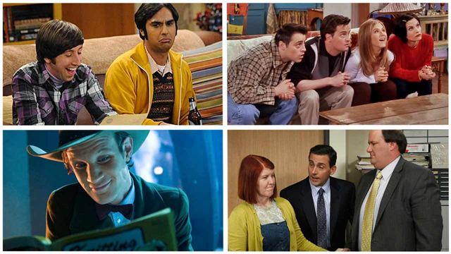 12 personajes de series que nunca han enseñado su cara