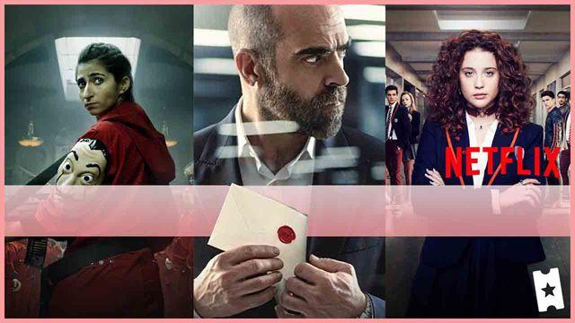 'El Inocente' y las otras 8 mejores series españolas de Netflix