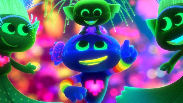 'Trolls 2: Gira mundial': Todo lo que debes saber sobre los acuáticos Techno Trolls, los más fiesteros de la película