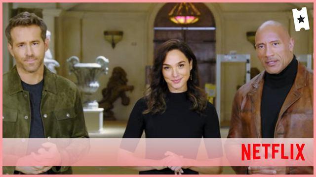 'Don't look Up', 'Ejército de los muertos' y 'Red Notice' encabezan la lista de las más de 70 películas que Netflix estrenará este 2021