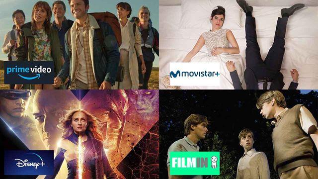 Estrenos de películas y series en Amazon Prime Video, Disney+, Movistar+ y Filmin del 18 al 24 de enero