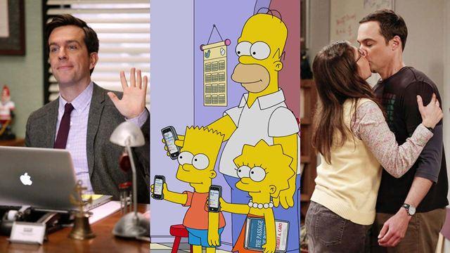 'Friends', 'Los Simpson', 'The Office' y otras 6 series que hemos visto cientos de veces y de las que nunca nos cansamos