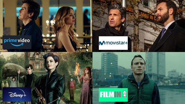 Estrenos de películas y series en Amazon Prime Video, Disney+, Movistar+ y Filmin del 1 al 7 de febrero