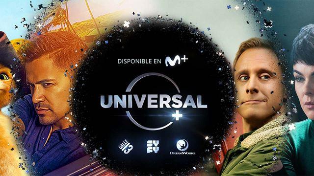 Universal+: Preguntas y respuestas sobre el nuevo servicio que reúne a Movistar+ y NBCUniversal