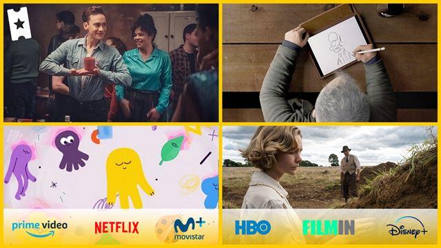 8 series y películas que te recomendamos ver hoy en Netflix, HBO, Amazon Prime Video, Disney+ o gratis en abierto