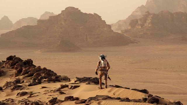 Las mejores películas para celebrar la llegada a Marte del Perseverance